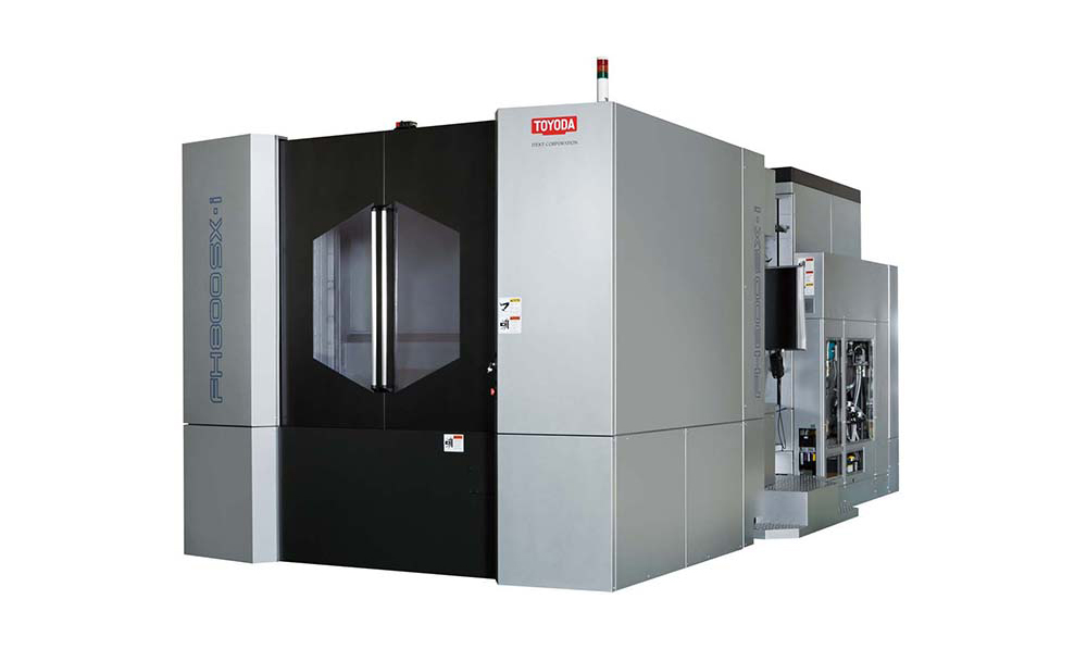 Toyoda FH800SX-i-MAGS Machinery And Global Service