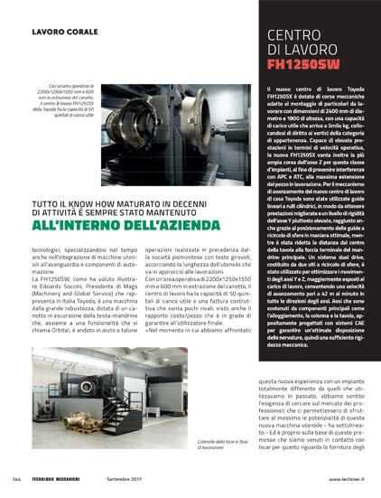 Toyoda Garbarino-MAGS Machinery And Global Service