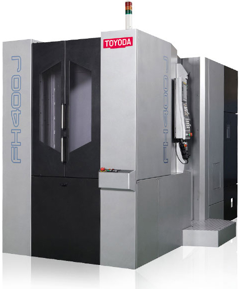 Toyoda FH400J-MAGS Machinery And Global Service