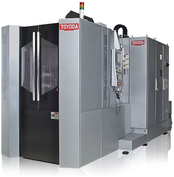 Toyoda FH450S-MAGS Machinery And Global Service