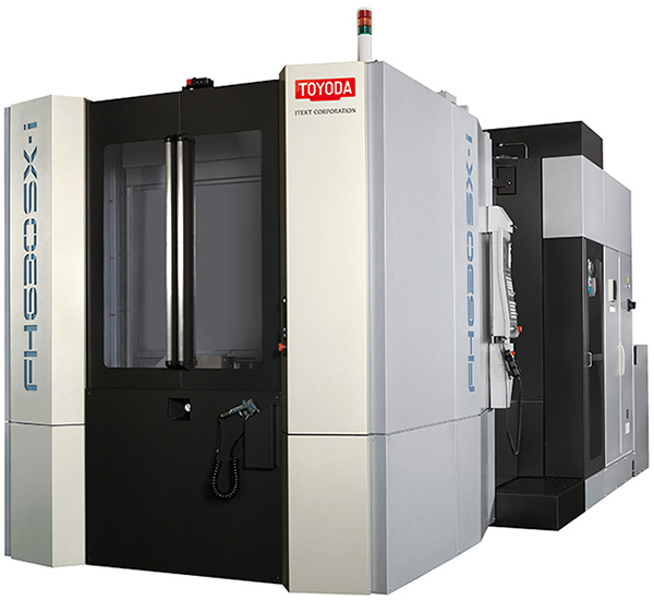 Toyoda FH630SX-i-MAGS Machinery And Global Service