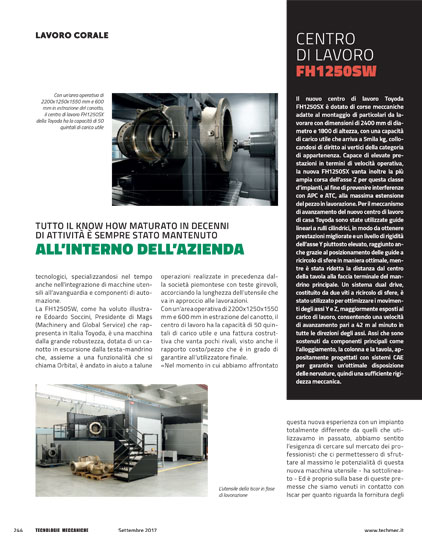 Toyoda Garbarino-MAGS Machinery And Global Service